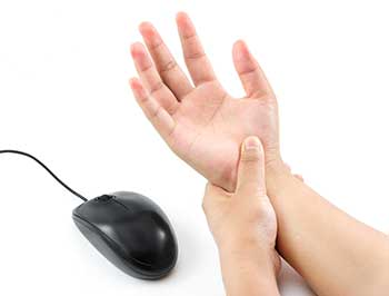 Hand Pain with Mouse